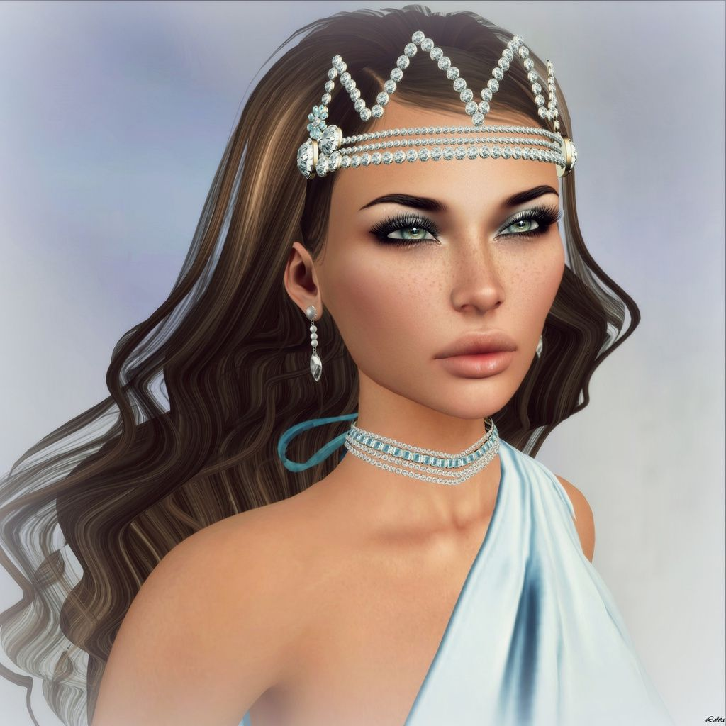 Scandalize - ChicChica - Tableau Vivant - LamuFashion - White Queen - Posesion - Kaithleen's