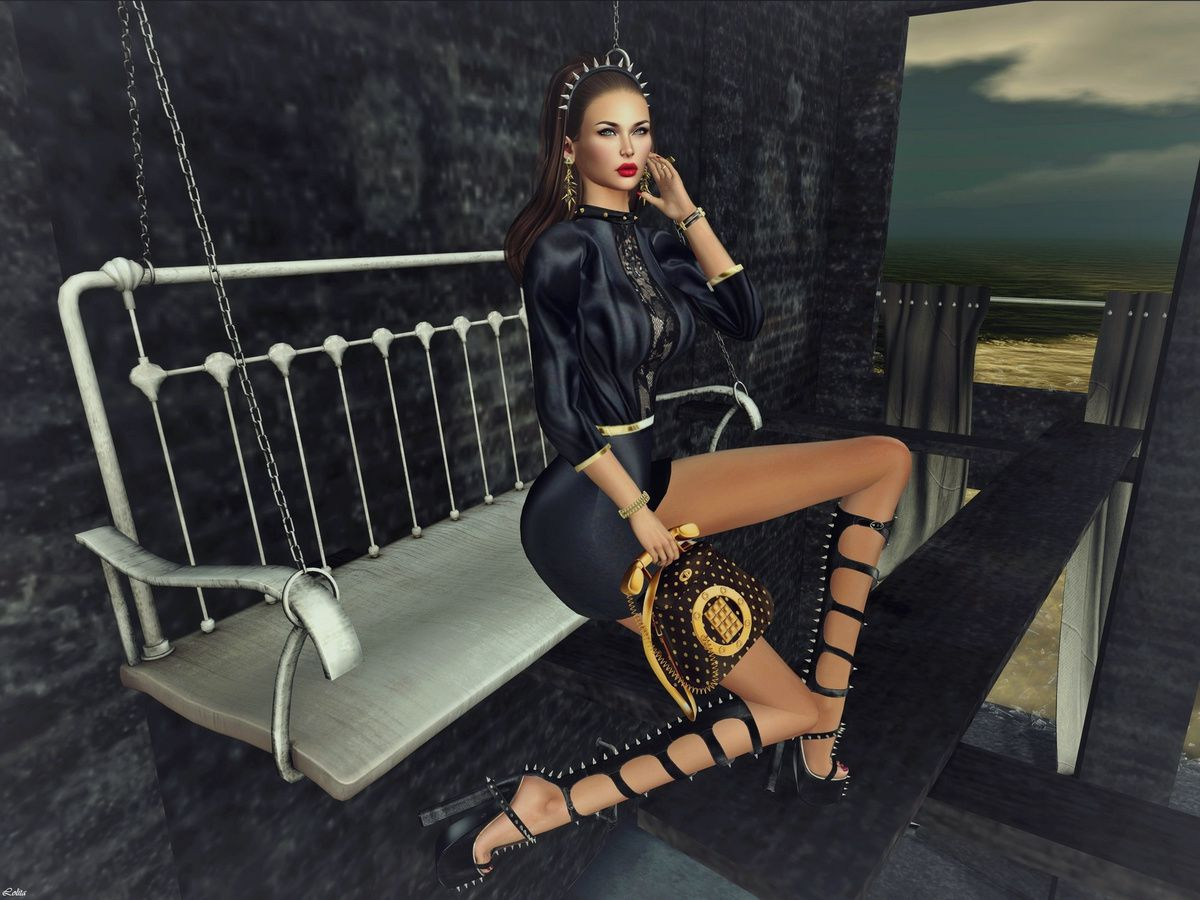 I.M. - Virtual Diva - ChicChica - My Bag - Tableau Vivant - Scandalize