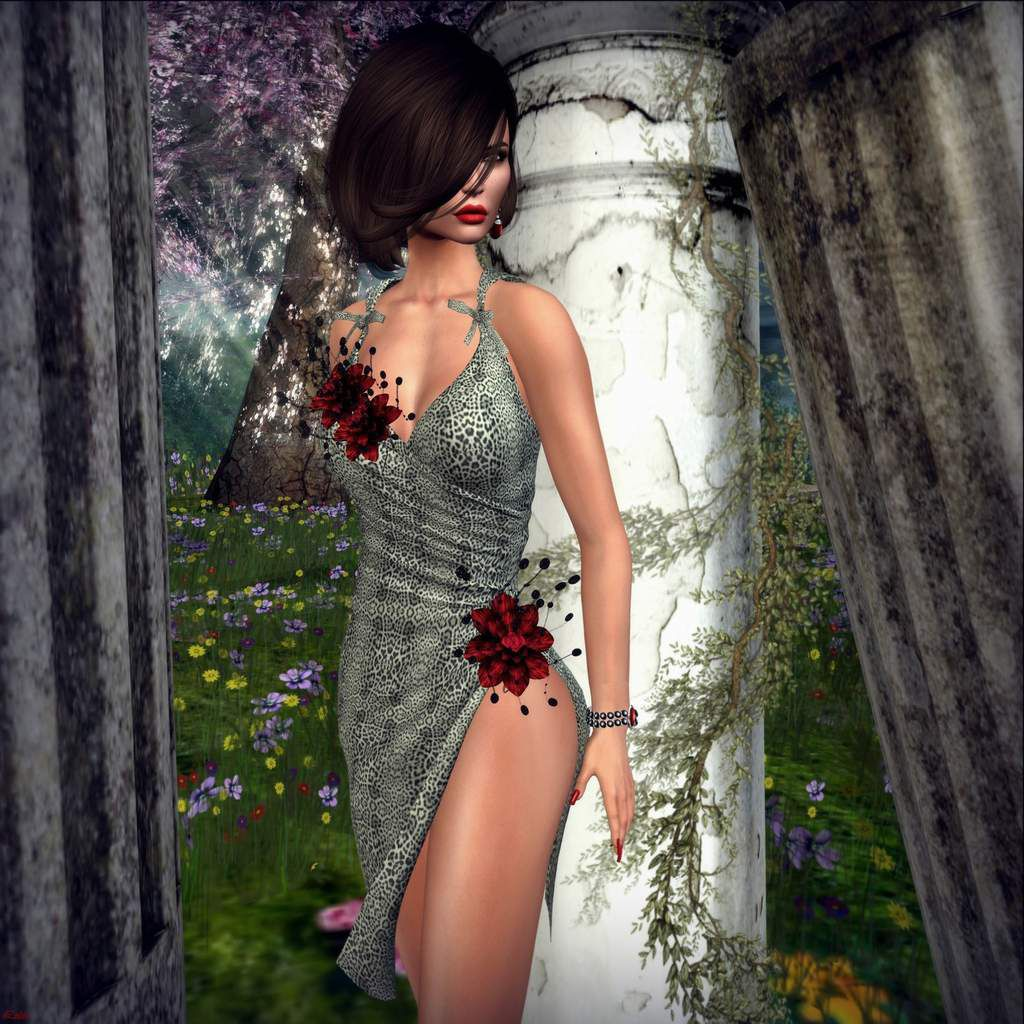 Giulia Designs - enVOGUE - Les Fées Endormies - La Perla - PurpleMoon - arabic tattoo - Posesion