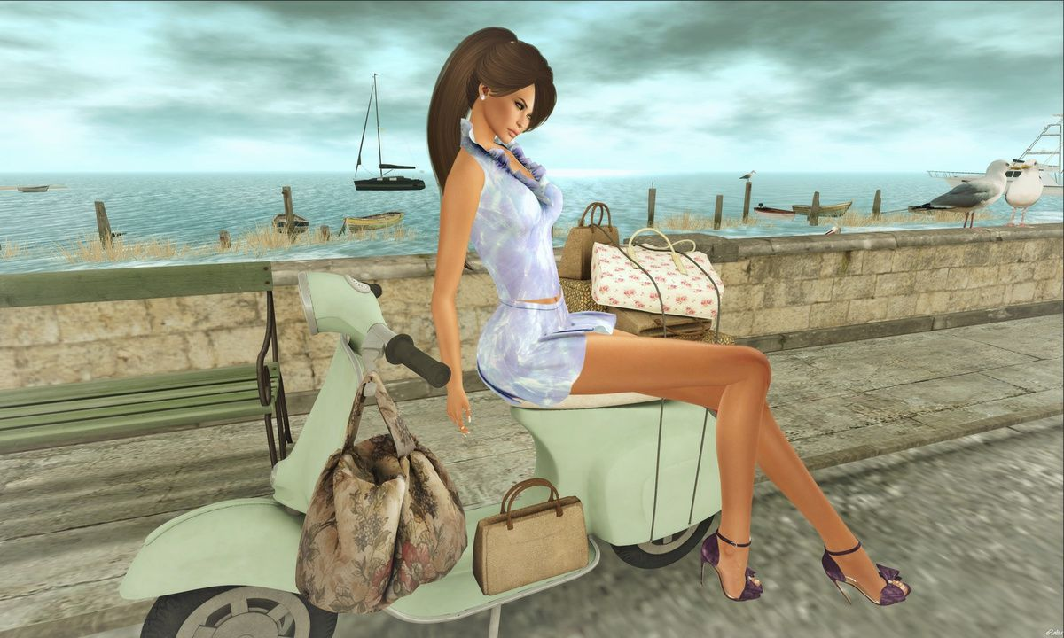 Virtual Diva - ARTE - I.M Collections - ChicChica - enVOGUE