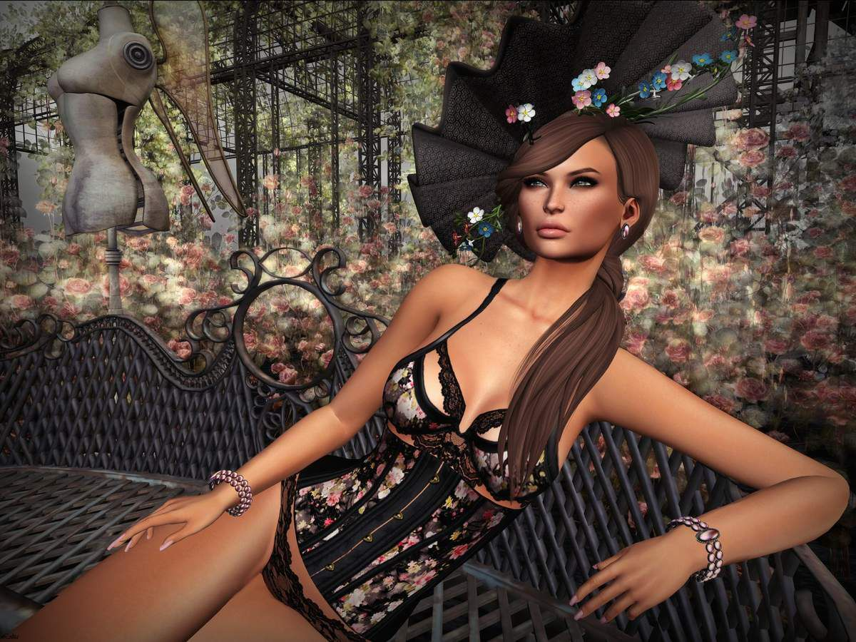 Blacklace - Sascha's Design - Tableau Vivant - Posesion