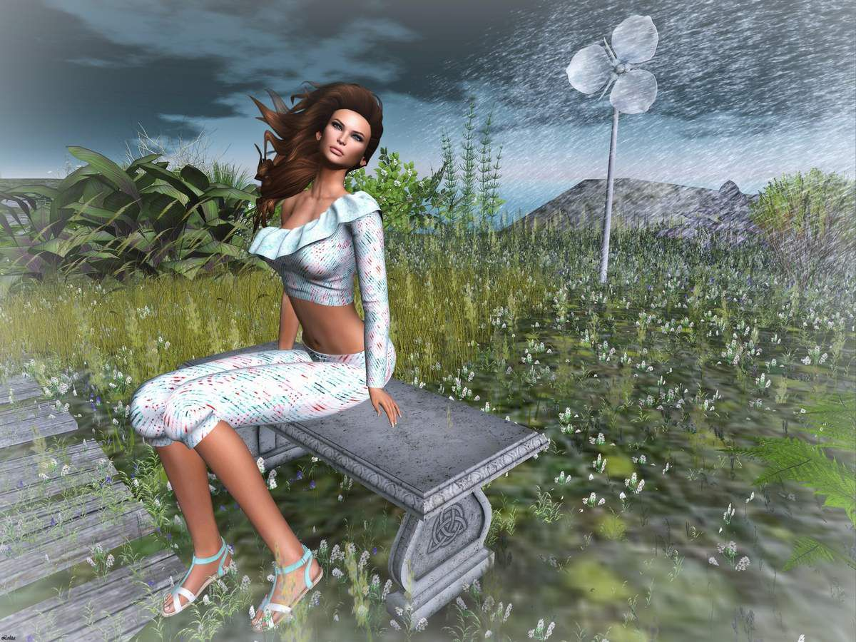 I.M Collection - Virtual Diva - Tetra - Tram - Bens Boutique - PurpleMoon