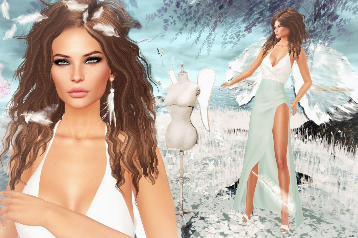JumoFashion - Tableau Vivant - ARTE - Posesion - Scandalize