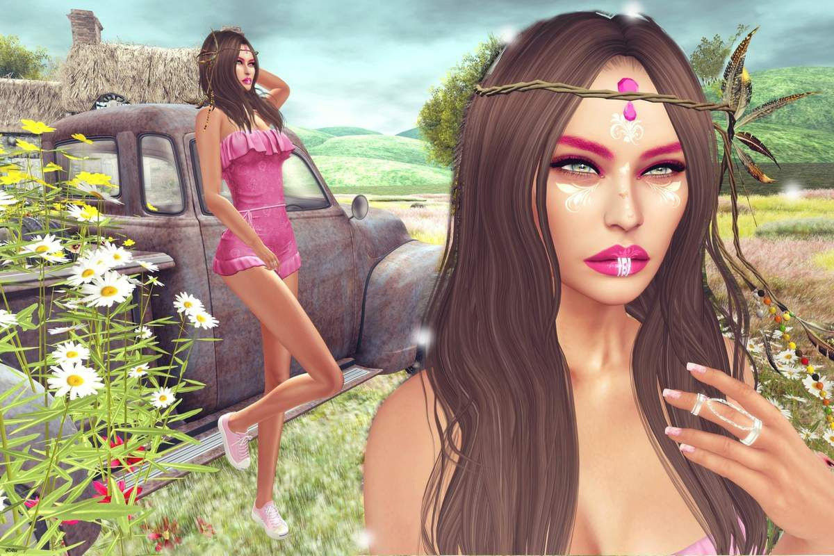 Scandalize - Luanes World - Tableau Vivant - Kaithleen's - ROC - Nevrose - Ysoral - Birth