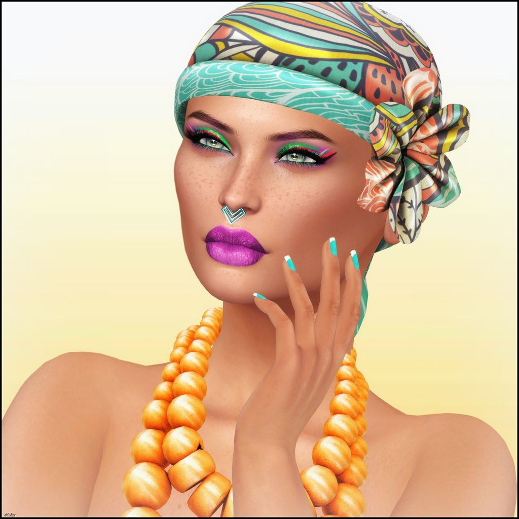 Virtual Diva - Tetra - Modern Couture - Nailed It - WILD - Nevrose