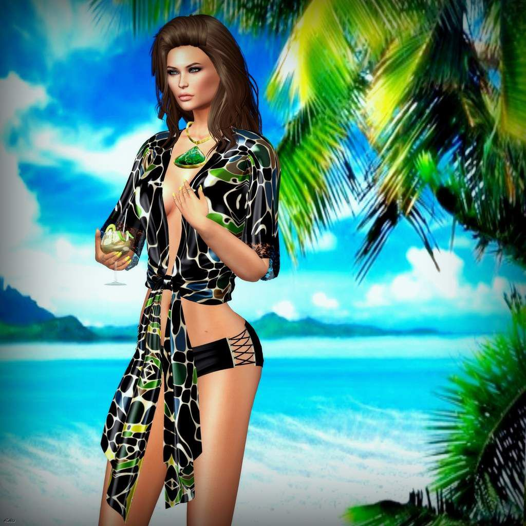 PurpleMoon - Tableau Vivant - Kaithleen's - JumoFashion - ChicChica