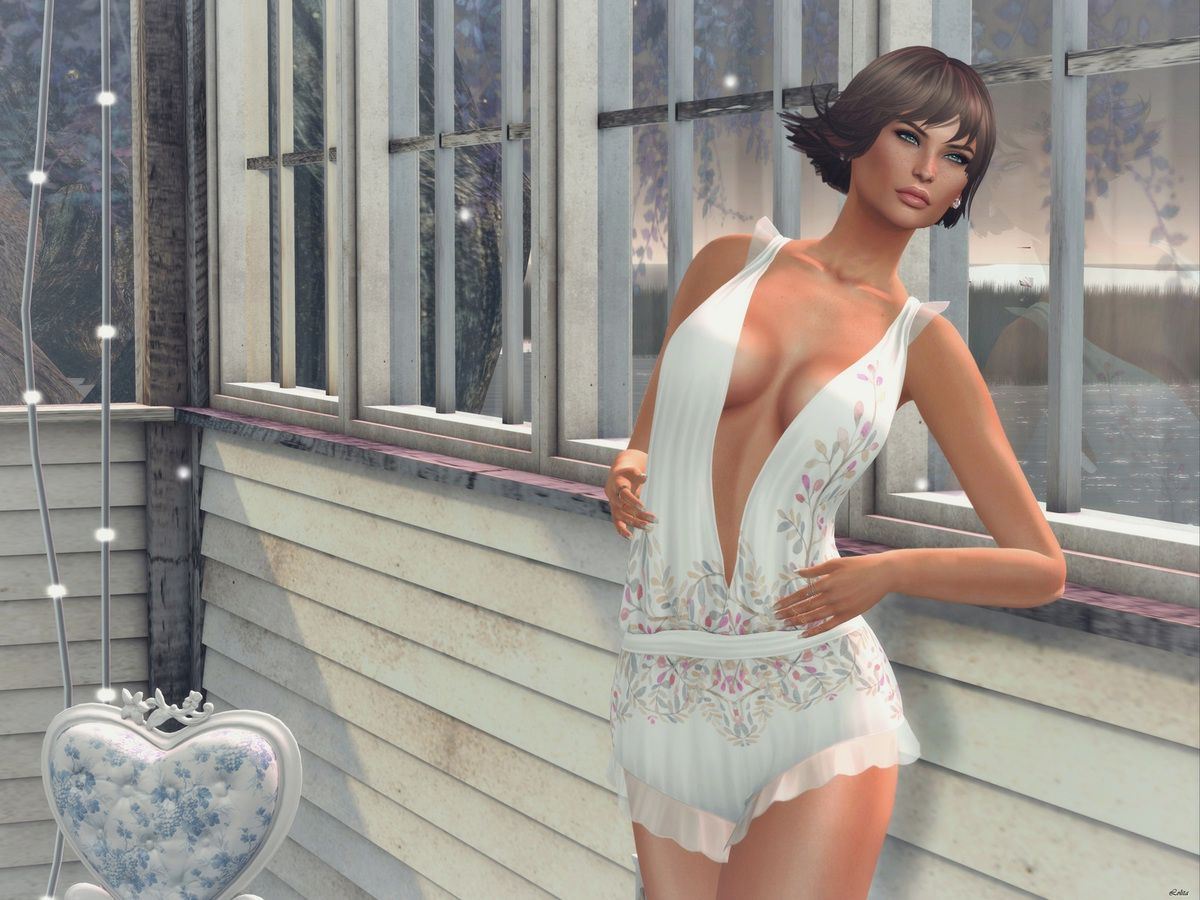 PurpleMoon - Tableau Vivant - Signature Pose - La Perla - Luanes World