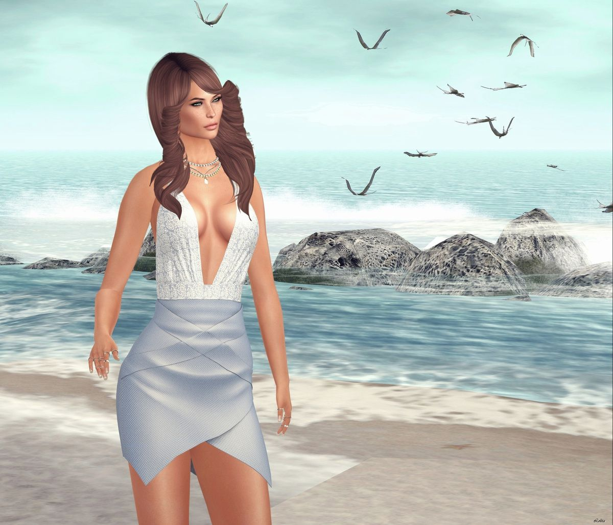 IM Collection - Luanes World - Scandalize - Tableau Vivant - GOS