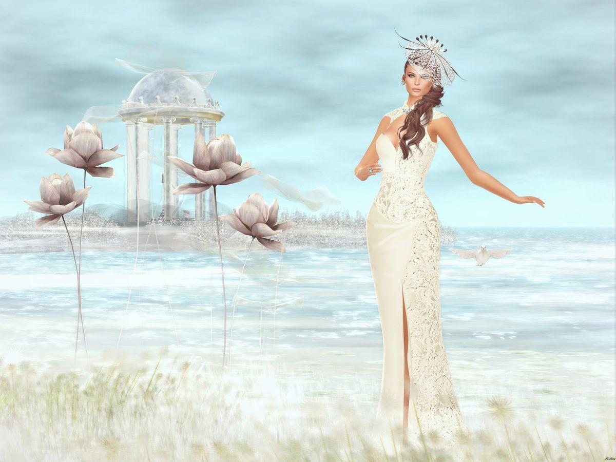 Kaithleen's - nevrose - Luanes World -  Celestinas Weddings - Glitter Pose