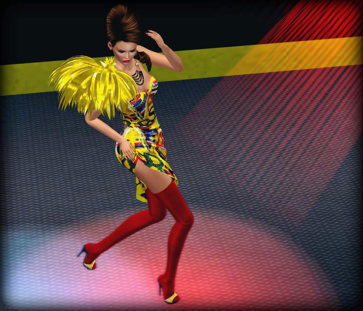 Virtual Diva - La Perla - Luanes World