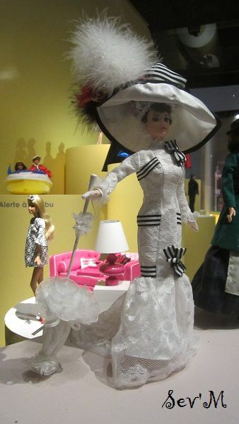 "La Barbie ""My Fair Lady""."
