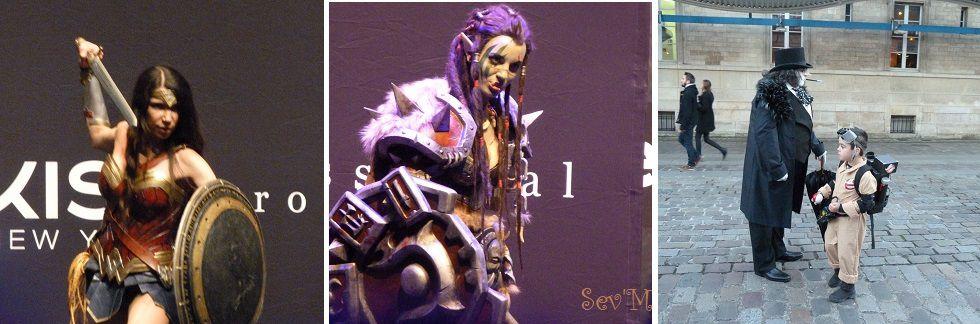 Quelques très beaux cosplays (car les fans restent motivés malgré tout ! ).