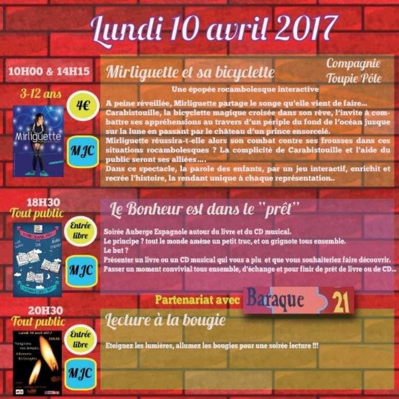 Du 7 au 14 avril 2017, aura, à Laguarrigue dans le Tarn, la 9ème édition de la Semaine sans Télé et sans Ecran - le site internet de l'action: http://yvesguminski4.wixsite.com/sstv2017