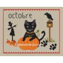 Chat d'octobre