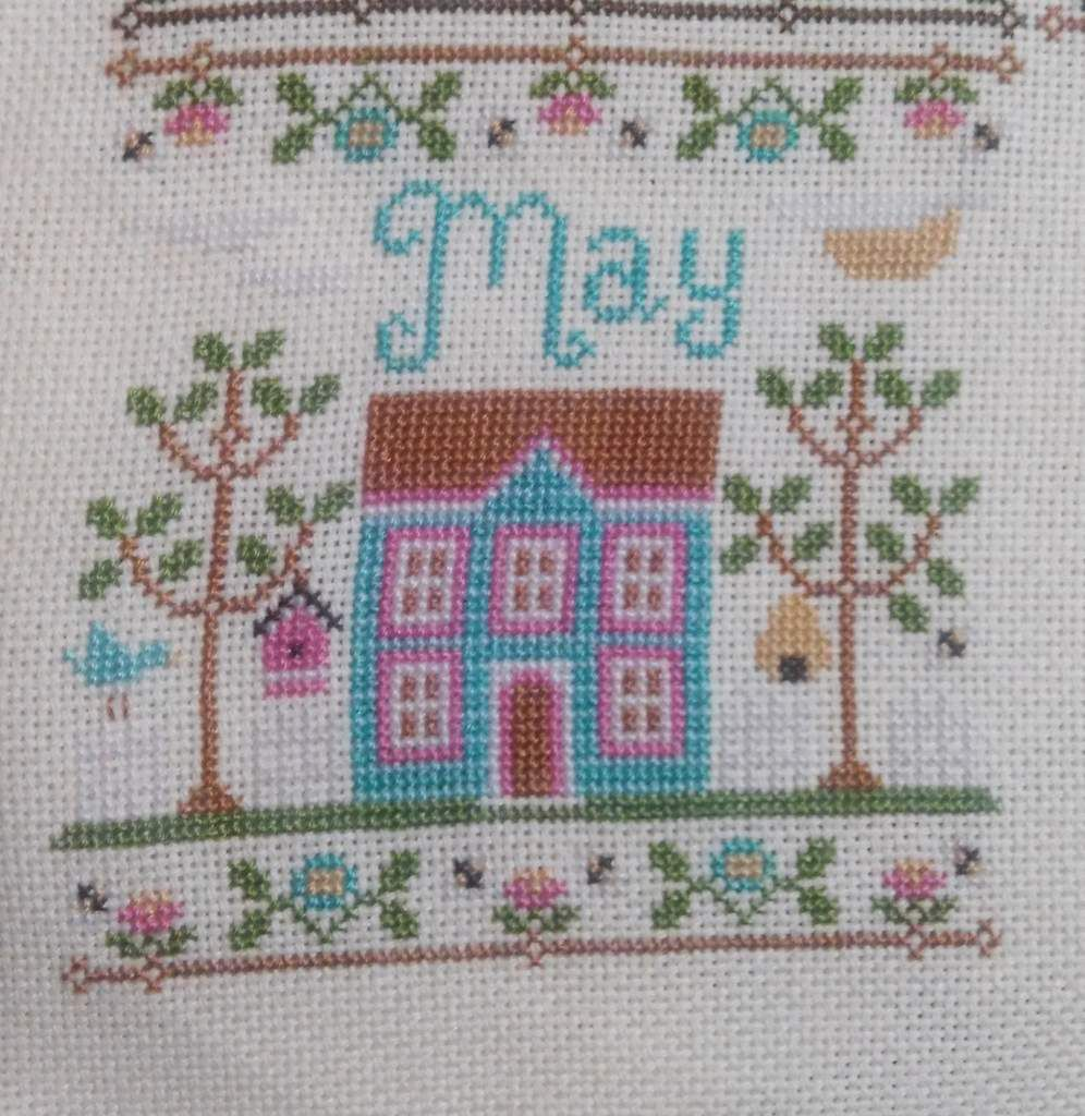 Cottage of the month may