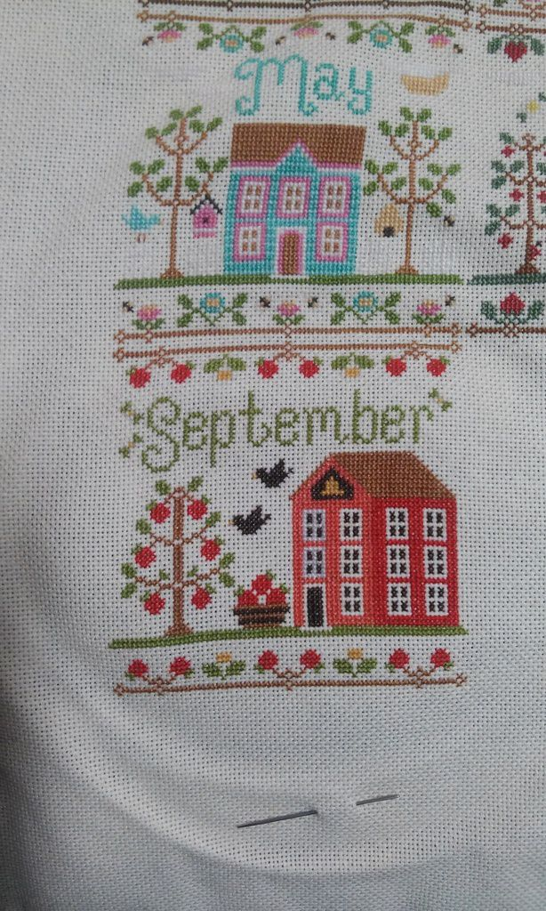 Cottage of the month September
