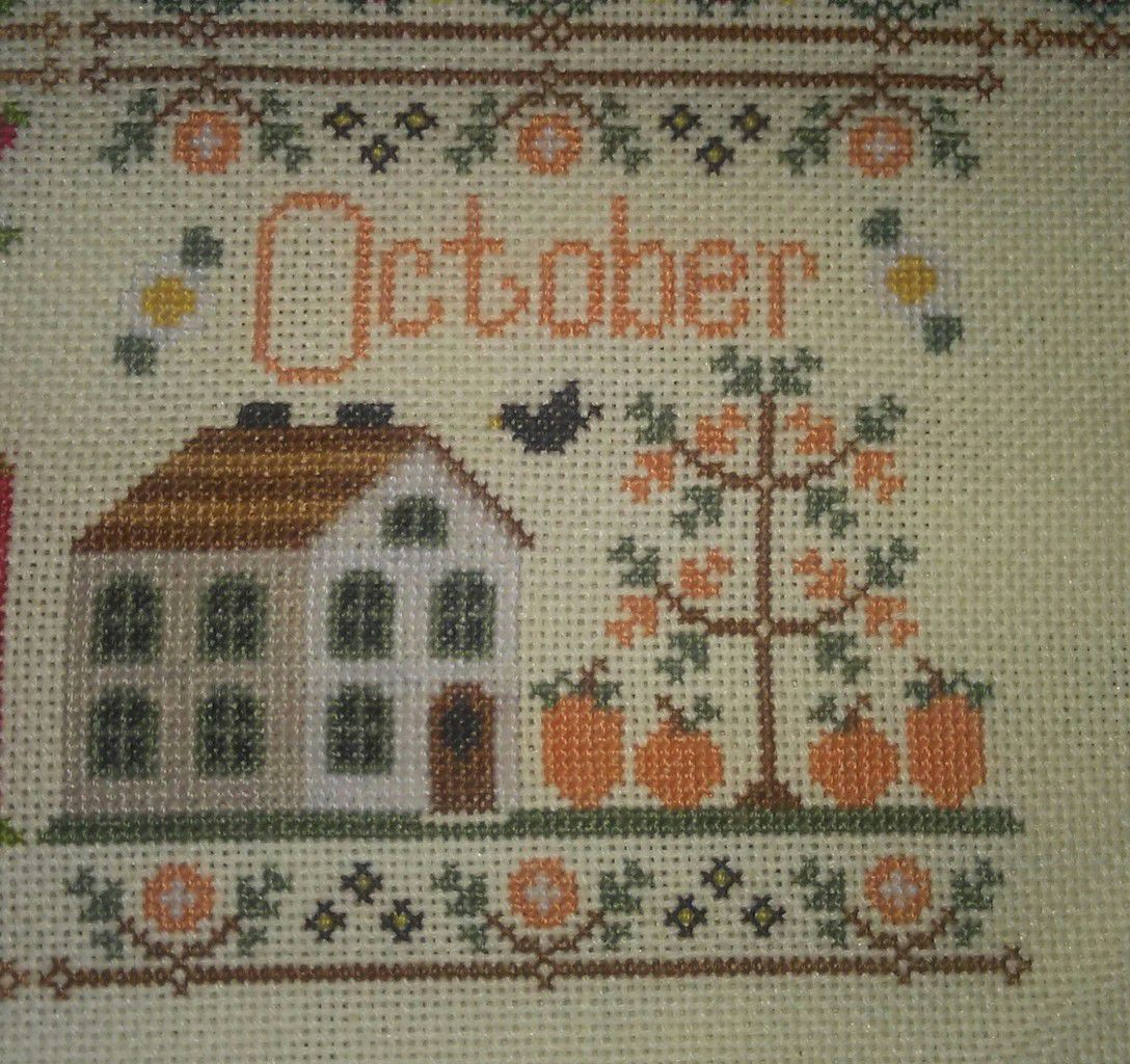 Cottage of the month October
