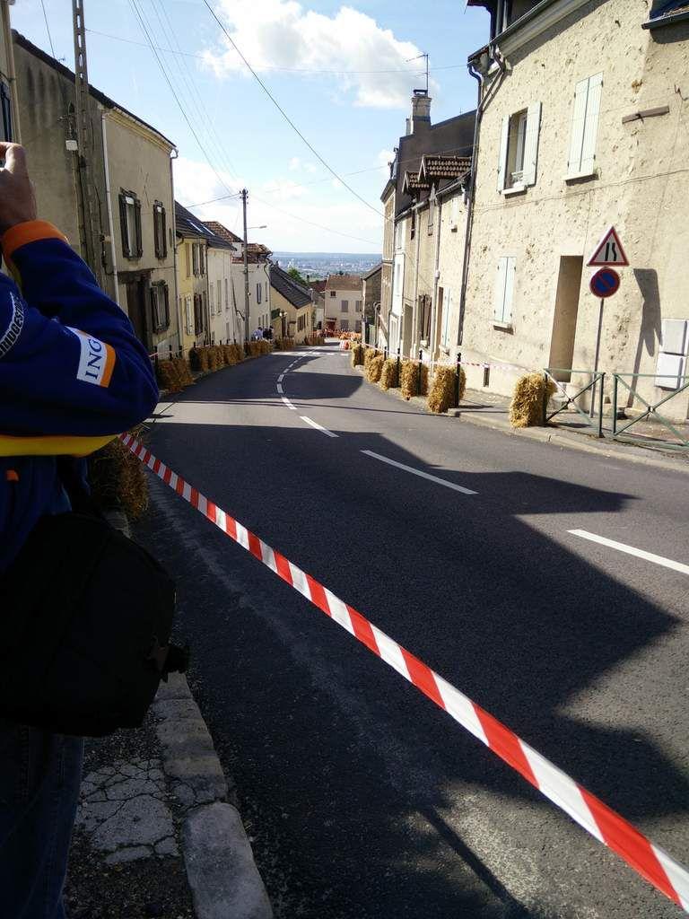 Montée de Chanteloup-les-Vignes 2017