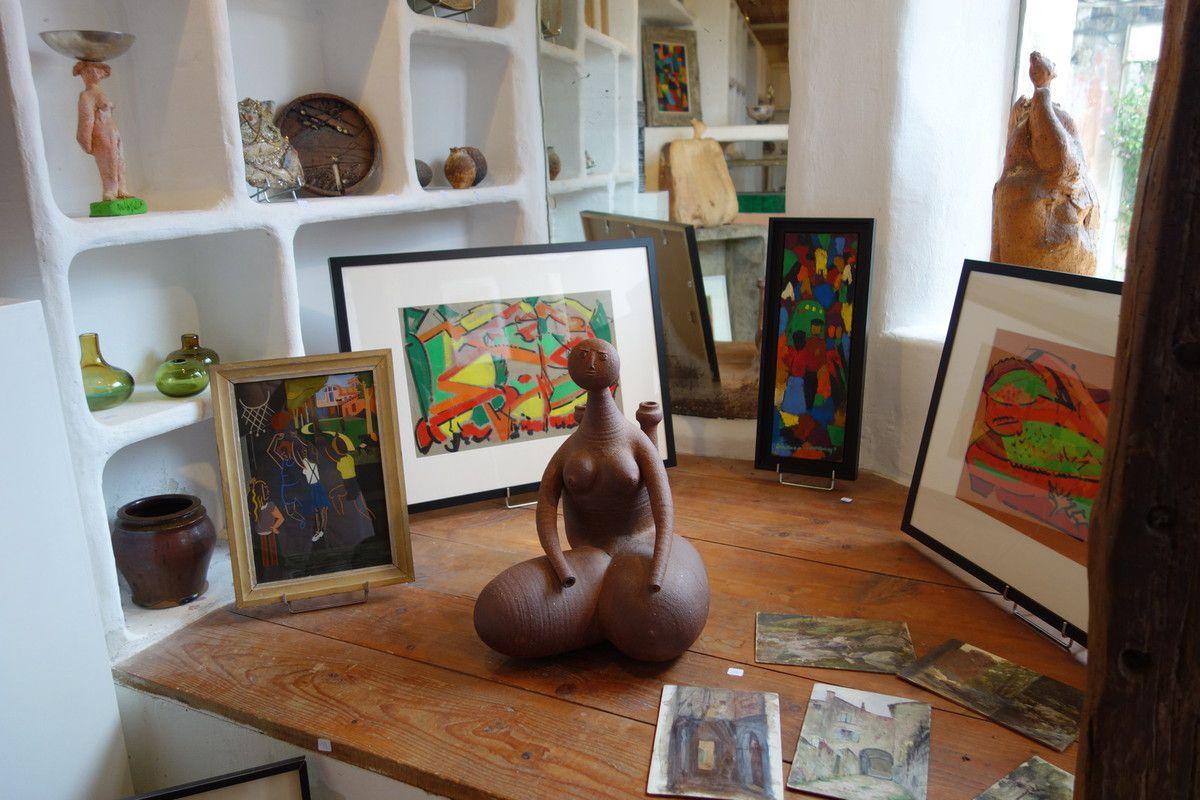 Article 163: Expo : Drôme, terre d'Artistes 1900- 2000...