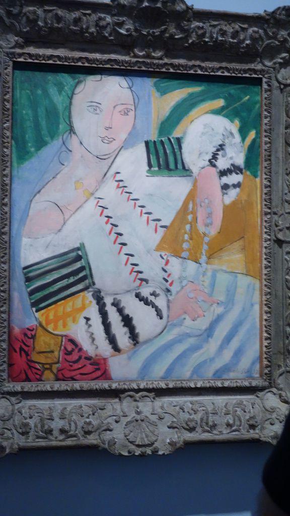 Article 179 : Exposition Henri Matisse à Lyon