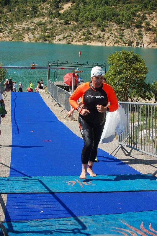 Triathlon du 21 juin2015