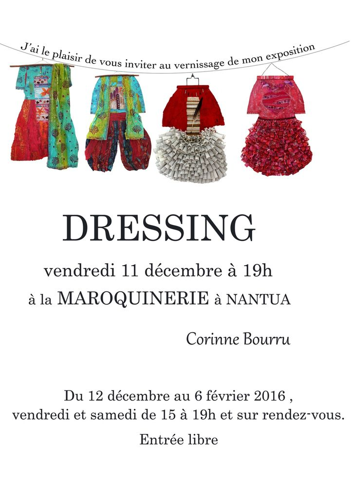 EXPOSITION DRESSING