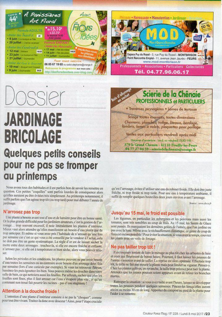 SUR LE JOURNAL