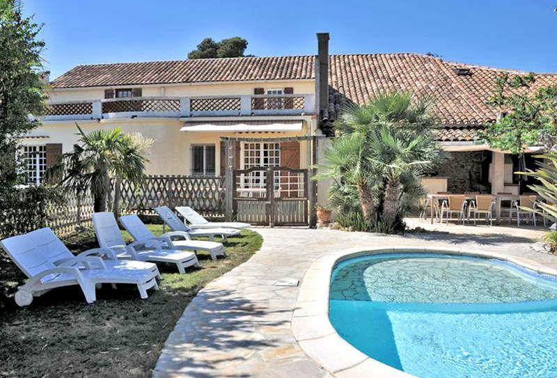 Vacances rurales dans l 39 aude location vacances gites for Gite aude piscine