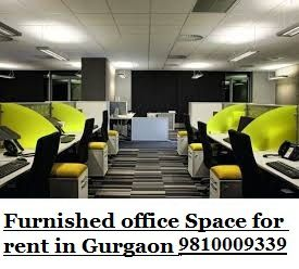 Furnished Office Space For Rent In Gurgaon