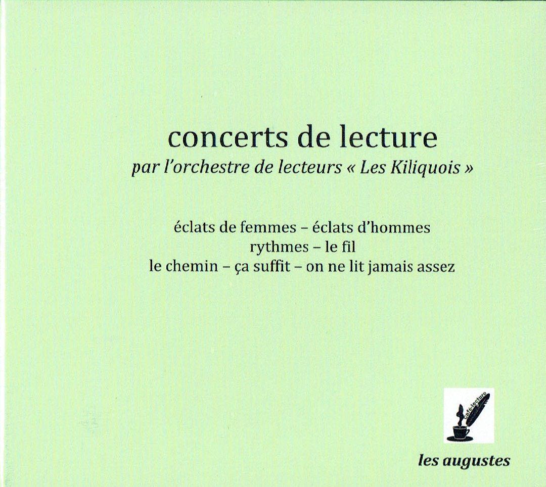 &quot&#x3B;Les Kiliquois&quot&#x3B; en concert...