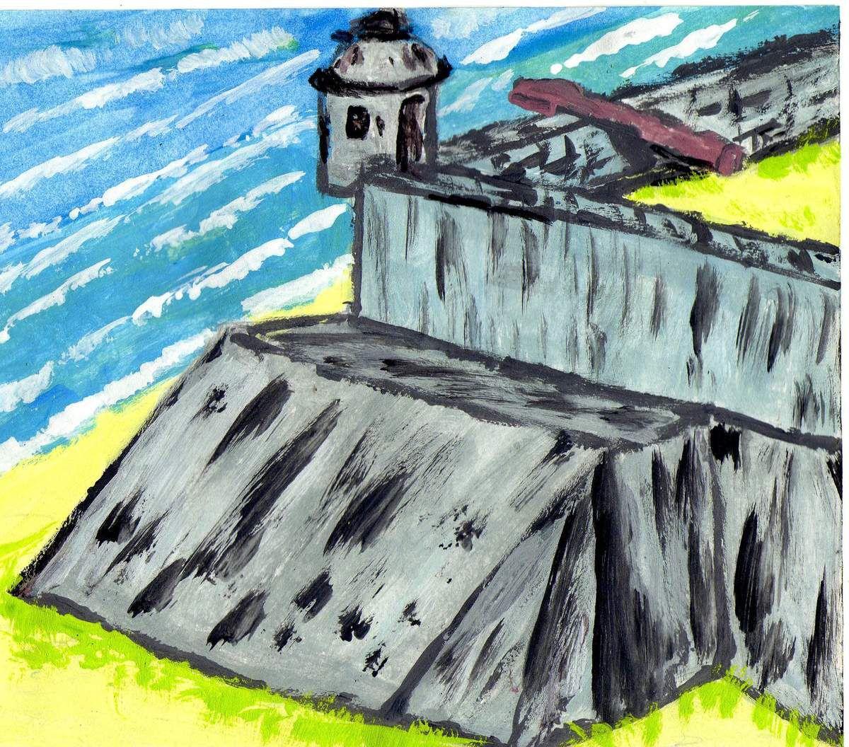 ilustración cuento Teté y las historias del 11 de Noviembre.