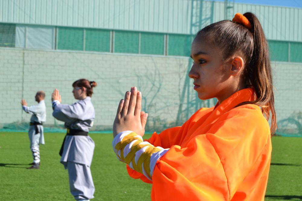Kung-Fu Shaolin Tong Bi Quan 通臂拳 GrandMaster Senna.