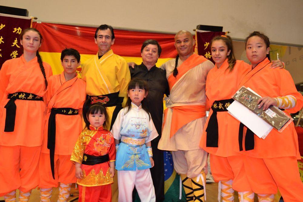 Graduation exam official kung fu traditional - EXAMEN GRADUACIÓN KUNG-FU SHAOLIN