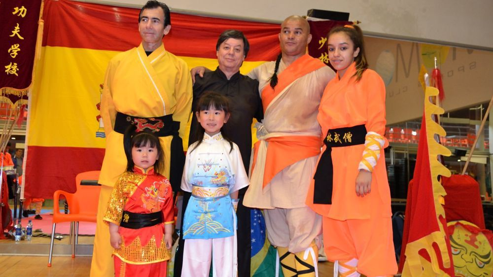 Graduation exam official kung fu traditional - EXAMEN GRADUACIÓN KUNG-FU SHAOLIN
