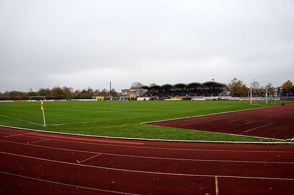 25.10.14 - Stadion am Schanzl / Amberg