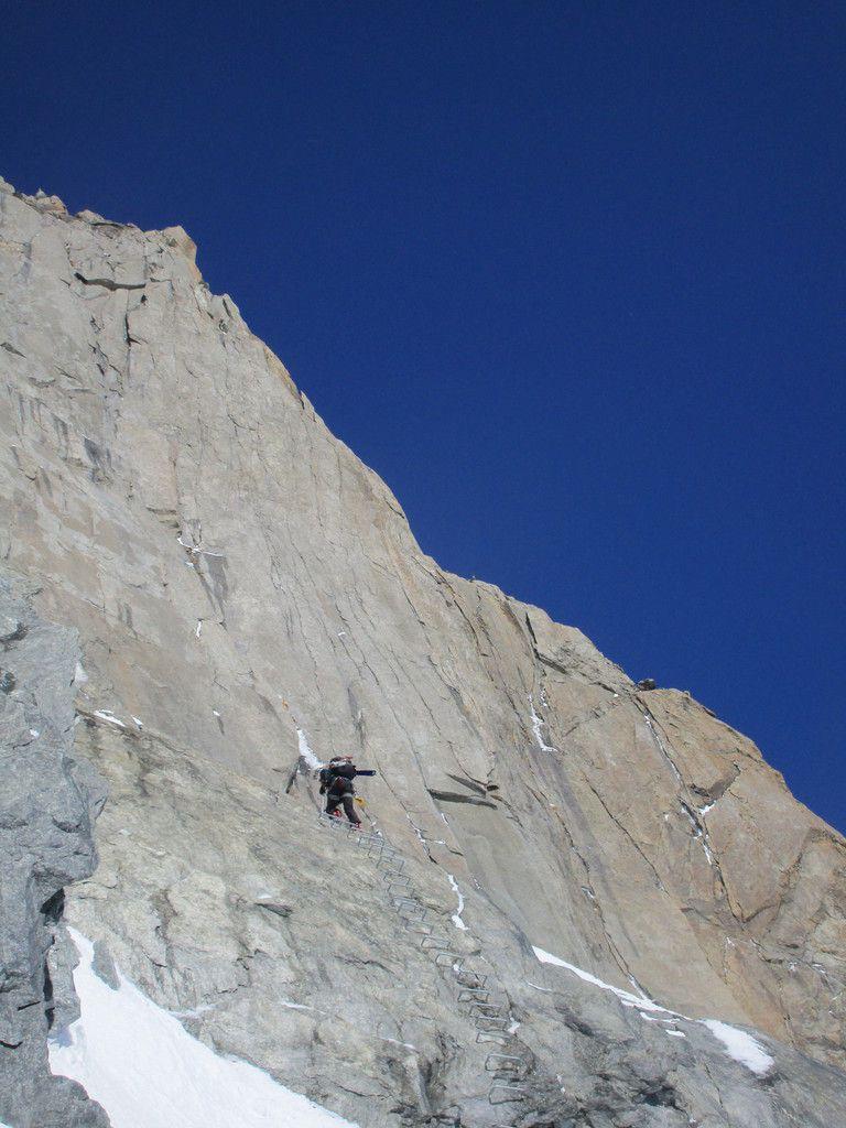 Ski du coté du Gotthard et de la Furka