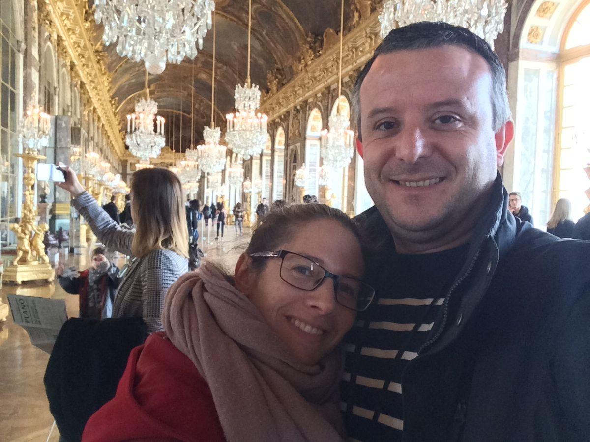 Versailles, son château, ses bosquets...
