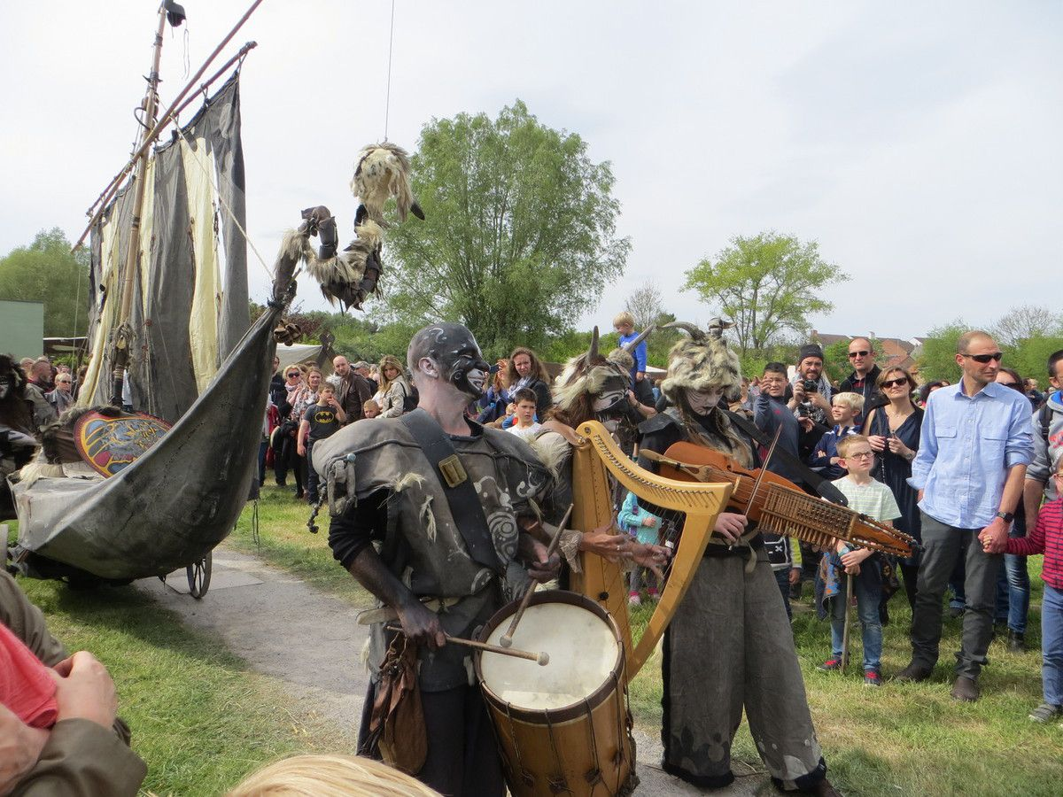 Un après-midi avec les Vikings