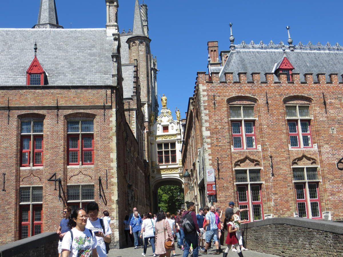 Promenade à Brugges