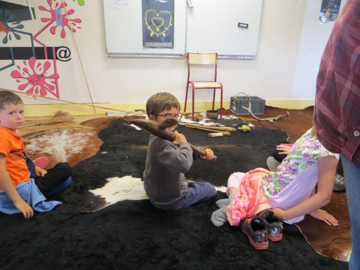 Enfants de la Préhistoire