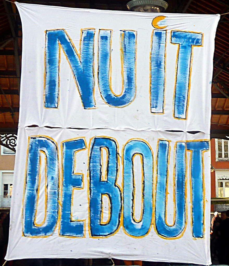 Nuit Debout Foix le 12/04/2016
