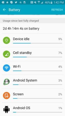 How to Extend Samsung Galaxy S6 Battery Life?