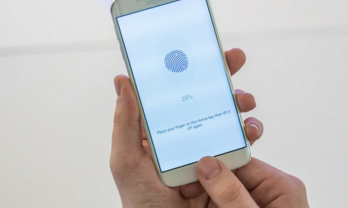 Next Android - Log into Apps with a fingerprint