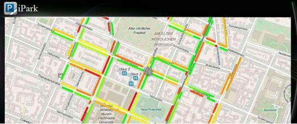 Frustrated drivers: There's an app that helps you find street parking