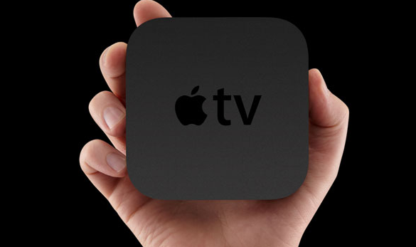 Apple TV usage is surging -- at the expense of Mac