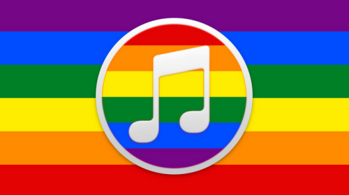 Apple showcases LGBT Pride in special section of iTunes
