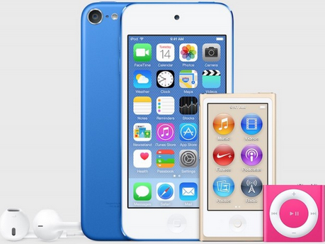 A gold iPod could be coming soon, if iTunes isn't lying