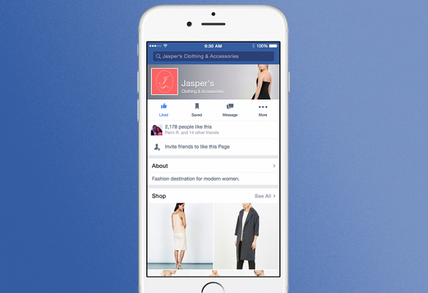Facebook will let you buy products from retailers' Pages