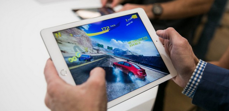 Report: iPad Pro will enter production by October