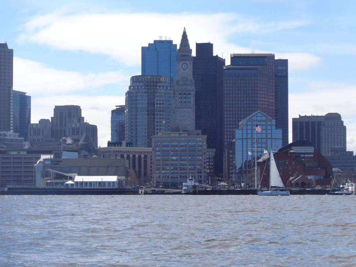 Boston - 1er jour